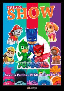 Show Pjmasks
